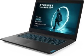 Lenovo IdeaPad L340-17IRH Gaming, Core i7-9750HF, 8GB RAM, 256GB SSD, GeForce GTX 1650, DE (81LL00BDGE)