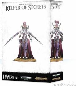 Games Workshop Warhammer Age of Sigmar - Hedonites of Slaanesh - Keepers of Secrets (99129915056)