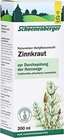 Salus Schoenenberger Zinnkraut Heilpflanzensaft, 200ml