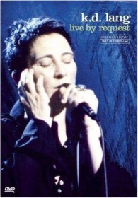 K.D. Lang - Live by Request (DVD)