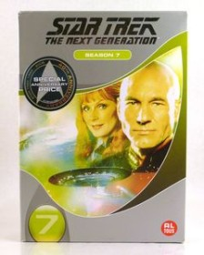 Star Trek: The Next Generation Season 7 (DVD) (UK)