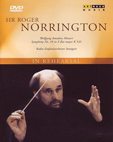 Sir Roger Norrington - In Rehearsal -- via Amazon Partnerprogramm