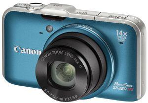 Canon PowerShot SX230 HS blue (5044B009)