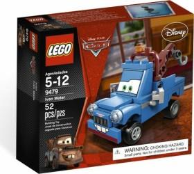 LEGO Cars - Ivan Hook (9479)