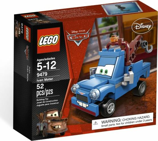 LEGO - Cars - Ivan Mater (9479) -- via Amazon Partnerprogramm