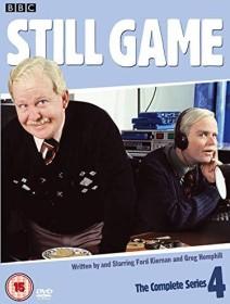 Still Game Season 4 (DVD) (UK)