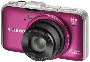 Canon PowerShot SX230 HS pink (5045B009)