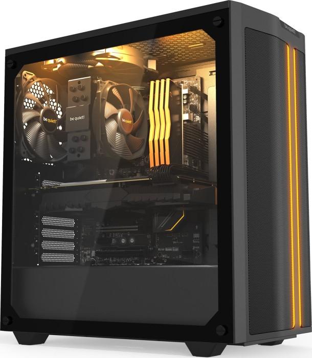 Bild von be quiet! Pure Base 500DX schwarz, Glasfenster, schallgedämmt (BGW37)