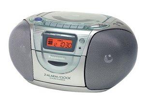 Panasonic RX-DX1 silber