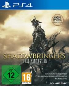 Final Fantasy XIV: Shadowbringers (MMOG) (PS4)