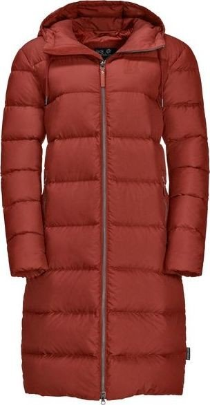 Jack Wolfskin Crystal Palace Coat Jacke mexican pepper (Damen)  (1204131-3740) a76c93cc7e