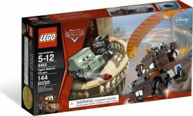 LEGO Cars - Agent Hook auf der Flucht (9483)