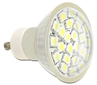 Delock Lighting 4W GU10 24x SMD warm white (46337)