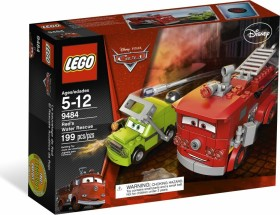 LEGO Cars - Red in Aktion (9484)