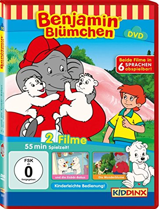 Benjamin Blümchen 7 - Eisbärbabys, Wunderblume -- via Amazon Partnerprogramm