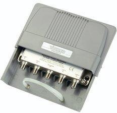 Vivanco STS DSW4 1/4 DiSEqC Switch (20505)