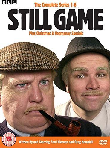 Still Game Box (Season 1-6) (UK) -- via Amazon Partnerprogramm