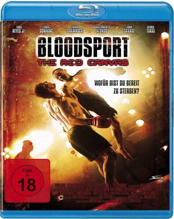 Bloodsport - The Red Canvas (Blu-ray) -- via Amazon Partnerprogramm