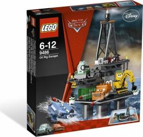 LEGO Cars - Flucht von der Ölbohrinsel (9486)