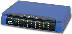 OvisLink Live-FSH8SB 8-port 10/100Mbps switch