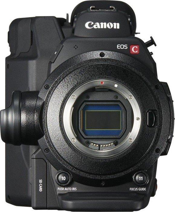 Canon EOS C300 Mark II EF (0635C006)