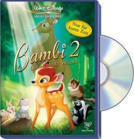 Bambi 2: Der Herr der Wälder (DVD)