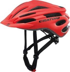 Cratoni Pacer Helm rot matt
