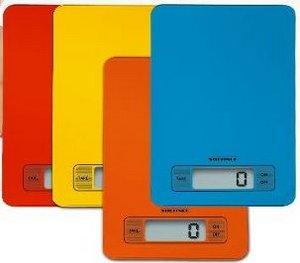 Soehnle Page Slim Design Elektronische Küchenwaage (verschiedene Farben)