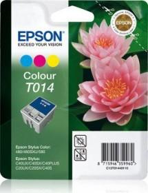 Epson ink T014 tricolour (C13T01440110)