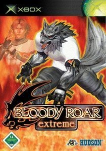 Bloody Roar Extreme (German) (Xbox)