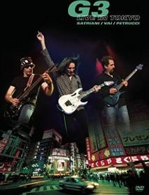 G3 - Live in Tokyo (DVD)