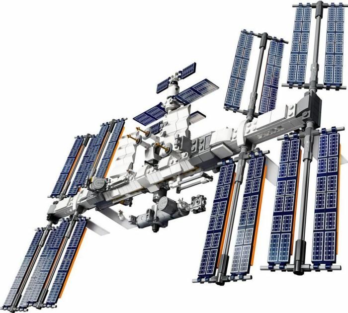 LEGO Ideas Internationale Raumstation (21321) ab € 68,23