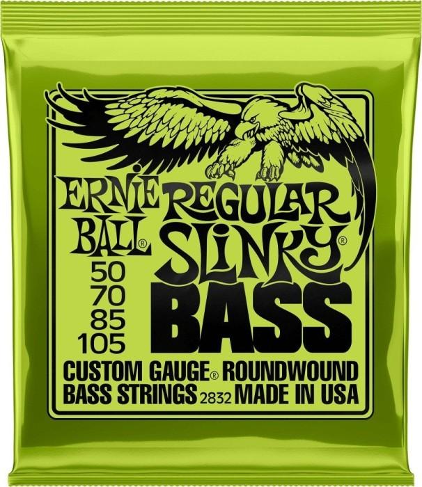 Ernie Ball nickel Wound Bass regular Slinky (P02832)