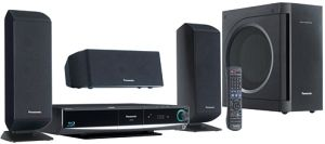 Panasonic SC-BT100 black