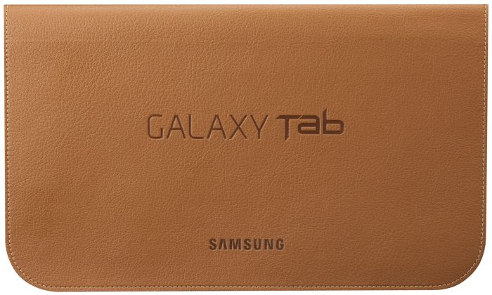 Samsung EF-C980MDEGSTD leather case dark brown