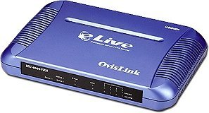 OvisLink eLive VPN router/serwer wydruku (MU-9000-VPN)