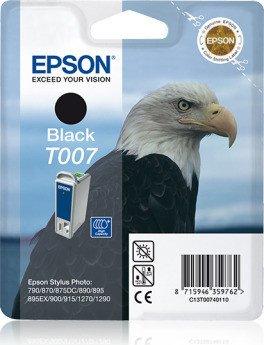 Epson T007 Tinte schwarz (C13T007401)