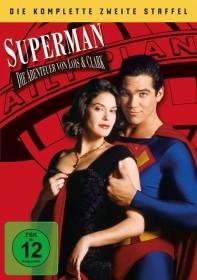 Superman - Die Abenteuer von Lois & Clark Season 2 (DVD)