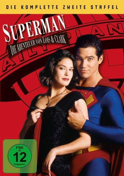 Superman - Die Abenteuer von Lois & Clark Season 2