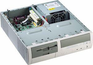 MSI MS-6243V Barebone NetPCHermes 845GV, socket 478 (various colours)