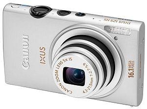 Canon Digital Ixus 125 HS silber (6037B006)