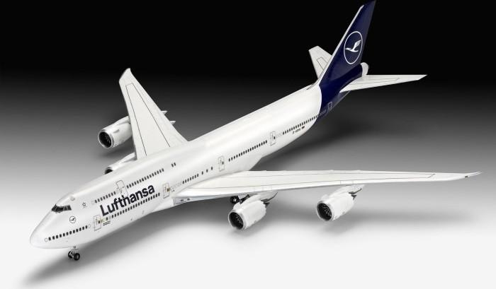 Revell Boeing 747-8 Lufthansa New Livery (03891)