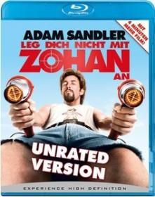 Leg dich nicht mit Zohan an (Blu-ray)