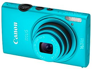 Canon Digital Ixus 125 HS blue (6046B006)