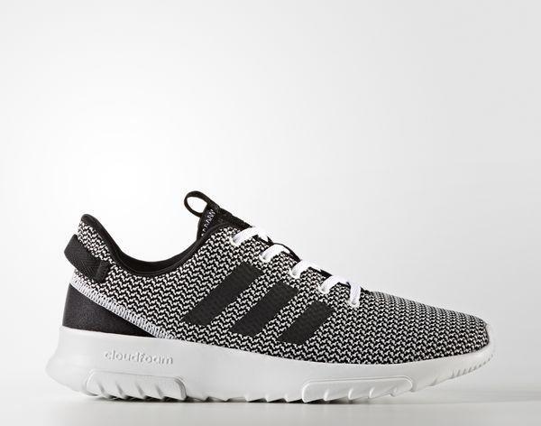 online store 4be32 30319 adidas Cloudfoam Racer TR greycore blackfootwear white (Herren) (BC0060