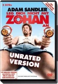 Leg dich nicht mit Zohan an (Special Editions) (DVD)