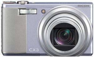 Ricoh CX3 purple (175534)