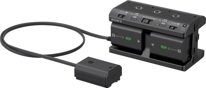 Sony NPA-MQZ1K battery adapter