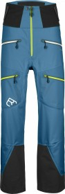 Ortovox 3L Guardian Shell Skihose blue sea (Herren) (70241)
