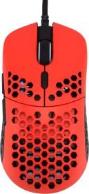 HK Gaming Mira-M Gaming Mouse Monza rot/schwarz, USB (mira_mh3360_monza)